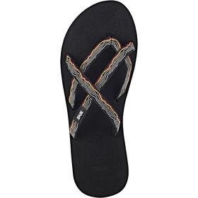 Teva Olowahu Sandals Women vida black